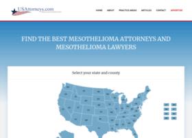 mesotheliomalawyersnow.org