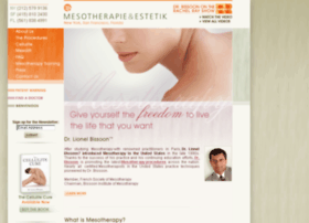 mesotherapy.com