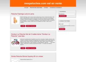mespeluches.com