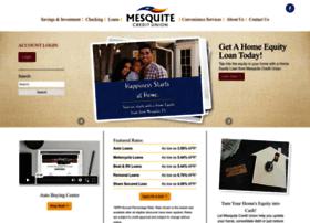 mesquitecu.org