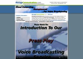 Messagecommunications.com