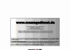 messagedienst.de