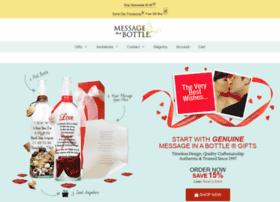 messageinabottle.com