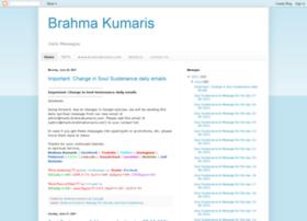 messages.brahmakumaris.com