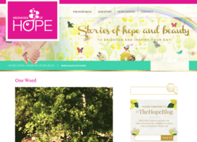 messagesofhope.com
