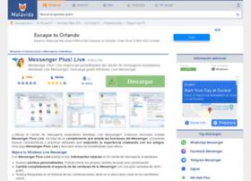 messenger-plus-live.malavida.com