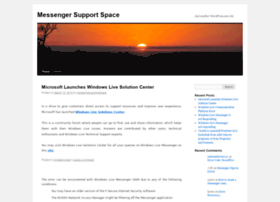 messenger-support.spaces.live.com