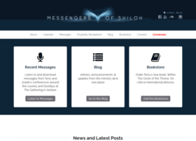messengersofshiloh.com