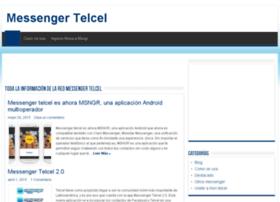 messengertelcel.com.mx