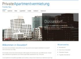 messewohnungen-duesseldorf.com