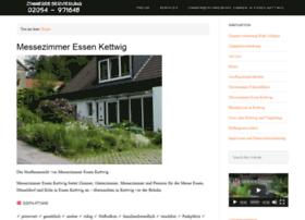 messezimmer-essen.com