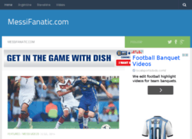 messifanatic.com