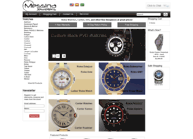 messinajewelers.com