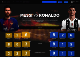 messivsronaldo.net