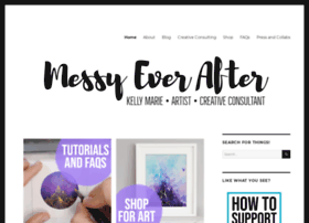 messyeverafter.com