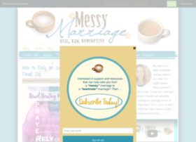 messymarriage.com