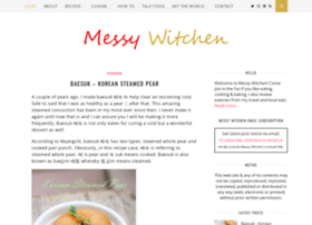 messywitchen.com