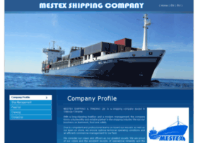 mestexshipping.com
