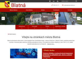 mesto-blatna.com