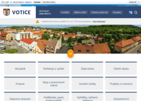 mesto-votice.cz