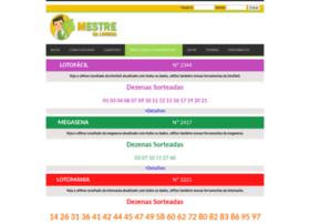 mestredaloteria.com