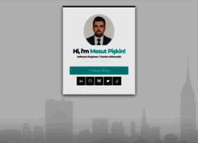 mesutpiskin.com