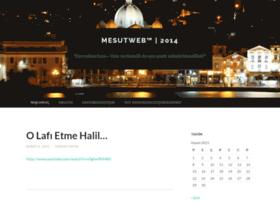 mesutweb.wordpress.com