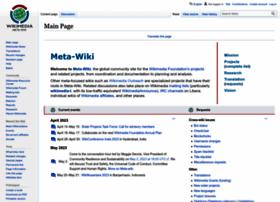 meta.wikimedia.org