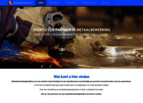 metaalbewerkingbedrijven.nl