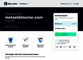 metaaldetector.com