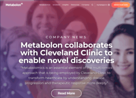 metabolon.com