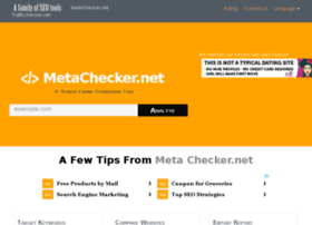 metachecker.net
