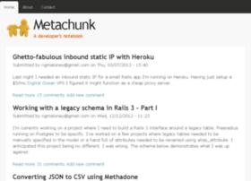 metachunk.com