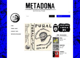 metadonarecords.com