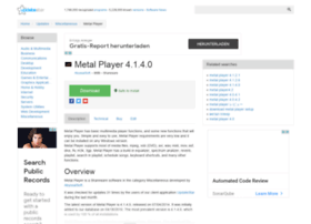 metal-player.updatestar.com