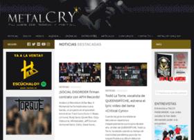 metalcry.com