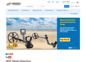 metaldetectingauction.com