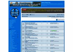 metaldetectingforum.co.uk