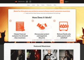 metalforhire.com