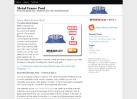 metalframepool.net