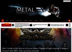metalfromfinland.com