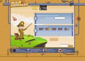 metaliron.minitroopers.com