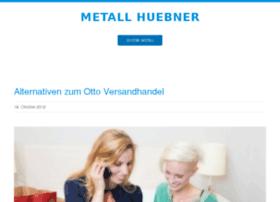 metall-huebner.de