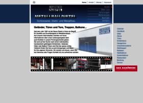 metallbau-dietel.de