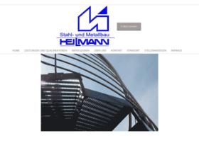 metallbau-heilmann.de