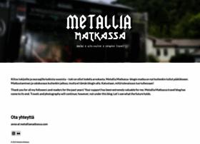 metalliamatkassa.com
