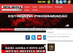 metalmilitia.com.br
