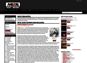 metalmusicarchives.com