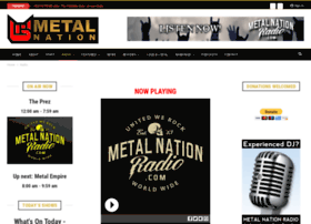 metalnationradio.com