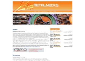 metalnecks.com